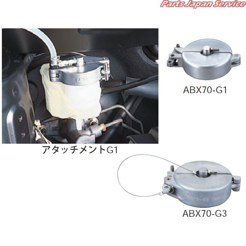 ブレーキブリーダー ABX70-G1 KTC