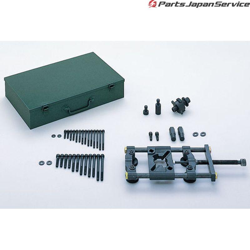 クランクプーリーツールセットA ATE7A 京都機械工具 KTC