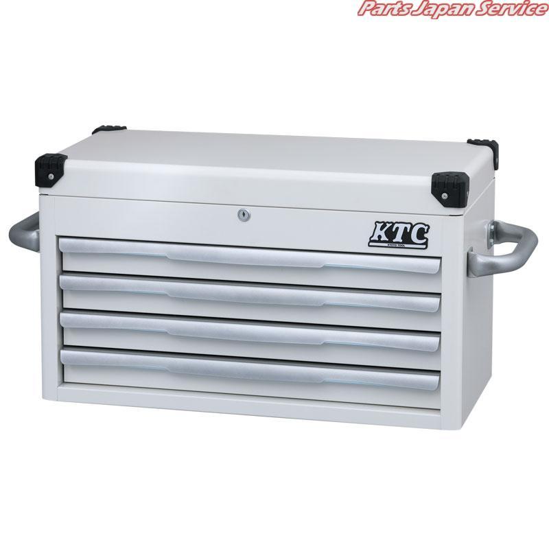 トップチェスト(ホワイト) EKR-1004WH 京都機械工具 KTC