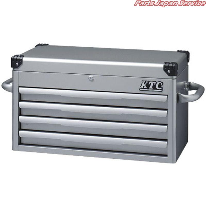 トップチェスト(4段4引出し) EKR-1004 京都機械工具 KTC