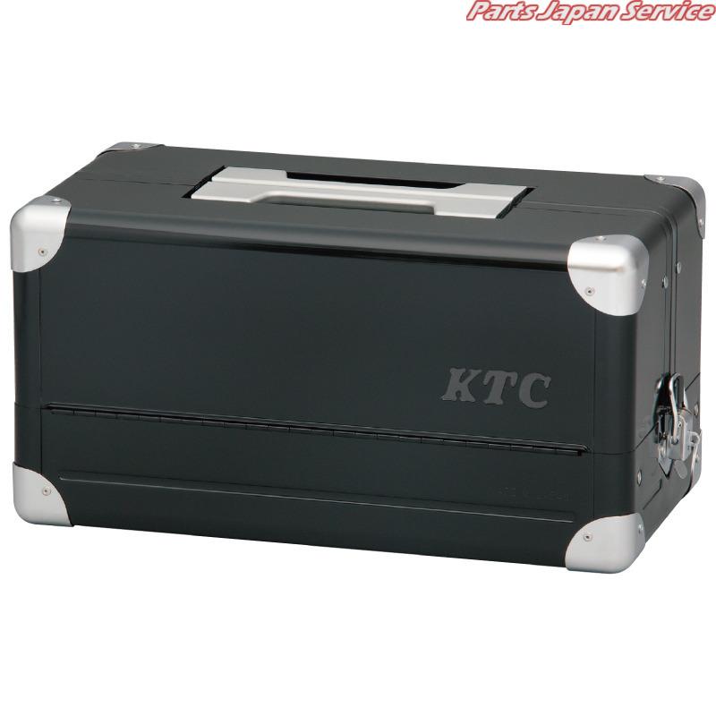 両開きメタルケース(ナイトブラック) EK-1AGBK 京都機械工具 KTC
