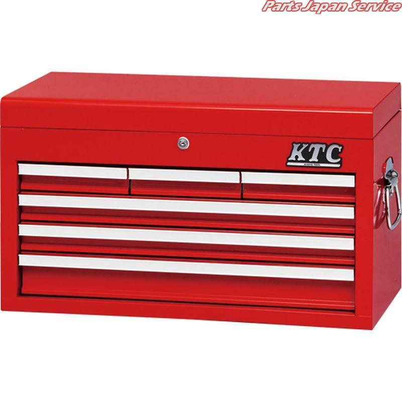 トップチェスト(4段6引出) SKX3306 京都機械工具 KTC