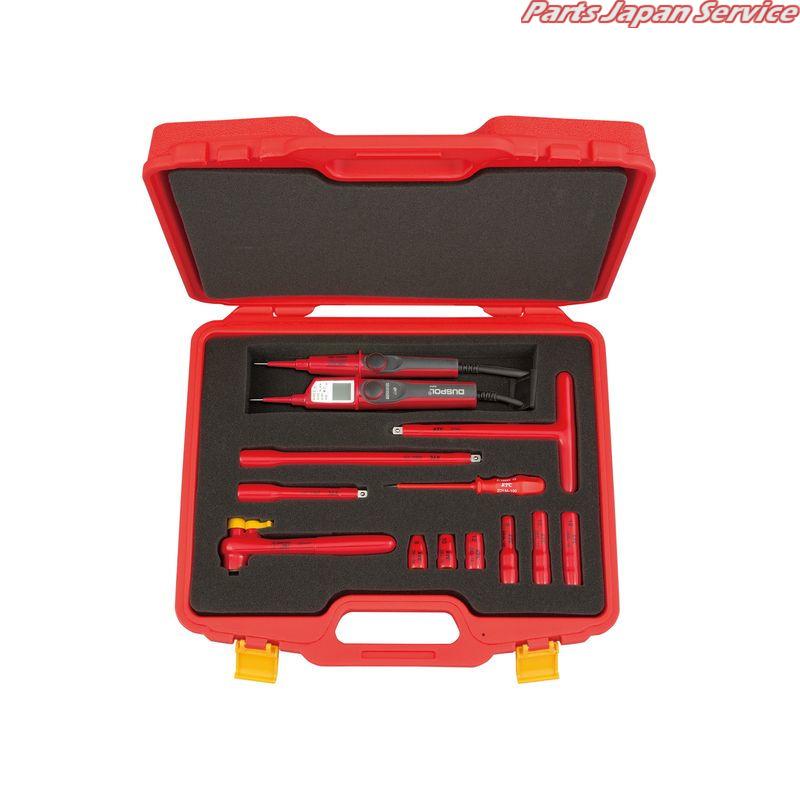 絶縁工具セット ZTB311VBSP 京都機械工具 KTC
