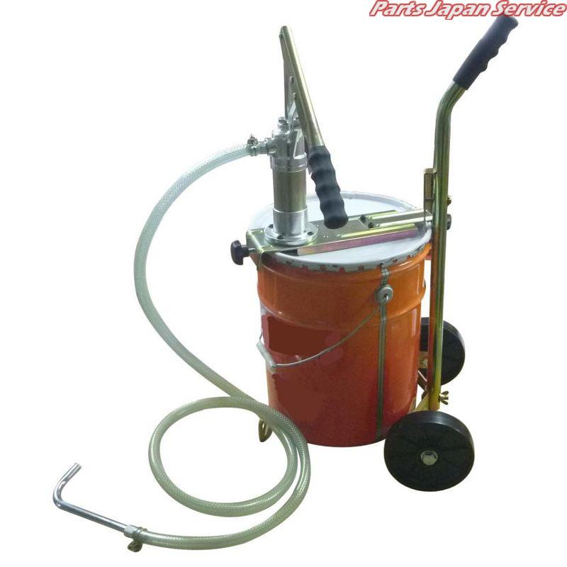 ペール缶用オイルバケットポンプ TWH21-O ラグナ JTC