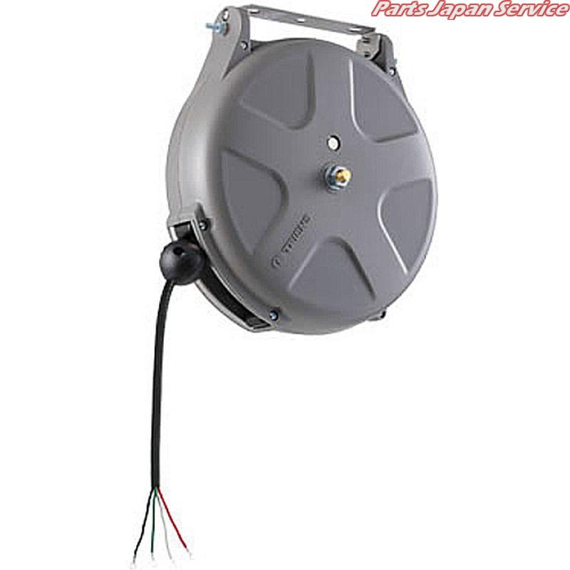 制御リール ブレーキ式 250Vxm 4芯 SPS-408FA 三協リール