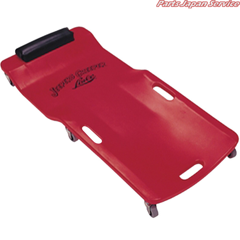 低床プラスチッククリーパー 赤 LIL92102 LISLE LISLE