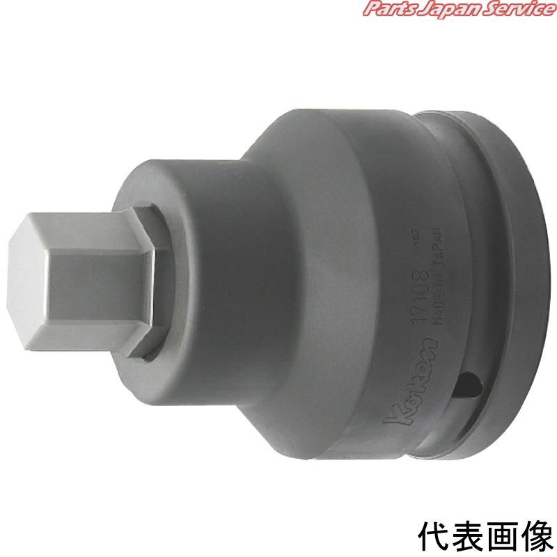1.1/2インパクトヘックスビットソケット 22 17108-32-22 山下工研 Ko-ken