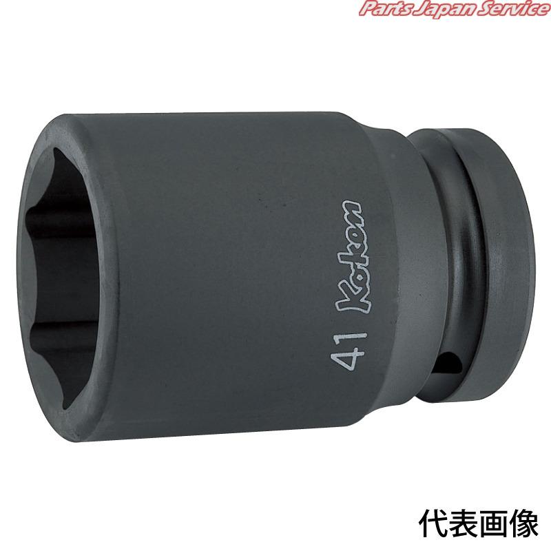 1SQインパクト6角セミディープソケット46mm 18301X-46 山下工研 Ko-ken