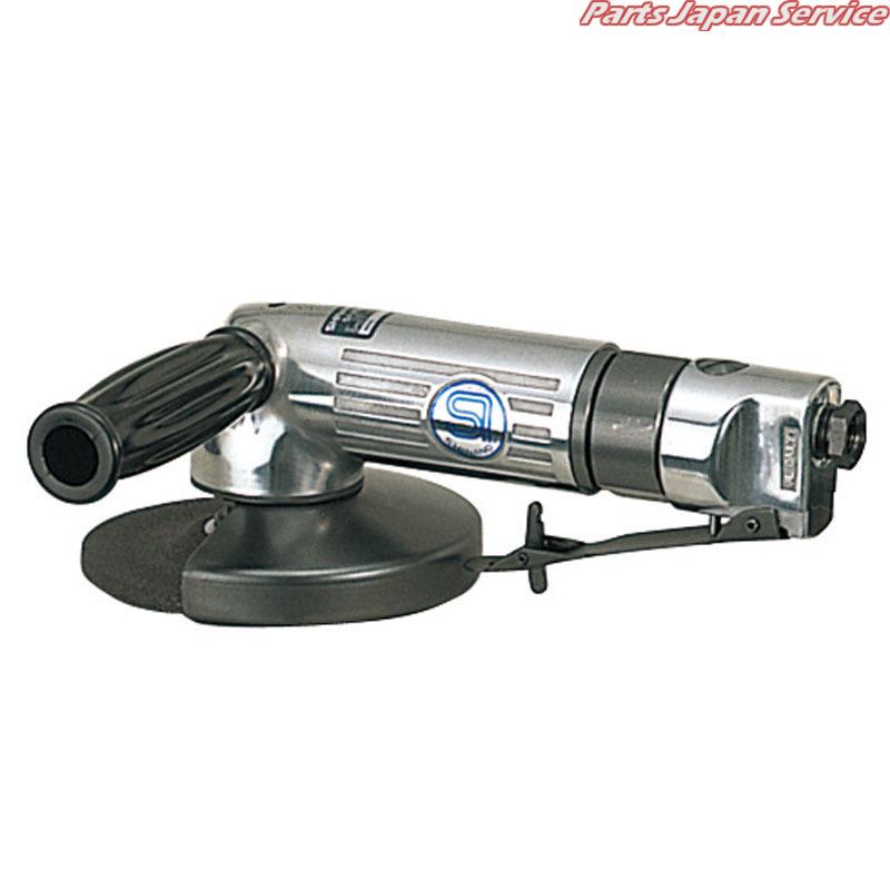 ディスグラインダー レバータイプ SI-2505L 信濃機販 SI
