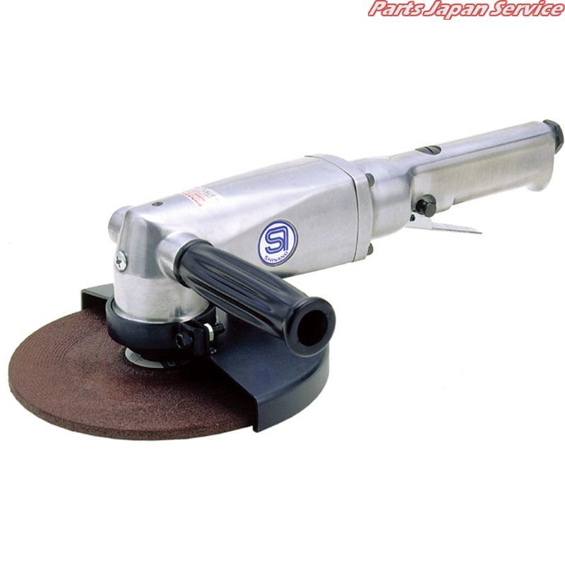 ディスグラインダー(180φ重研削用) SI-2600L 信濃機販 SI