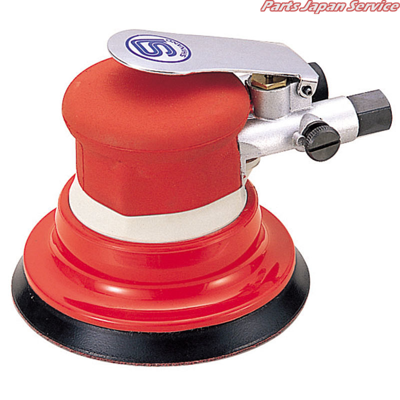 ダブルアクションサンダー(125φ非吸塵式) 糊 SI-3101P 信濃機販 SI