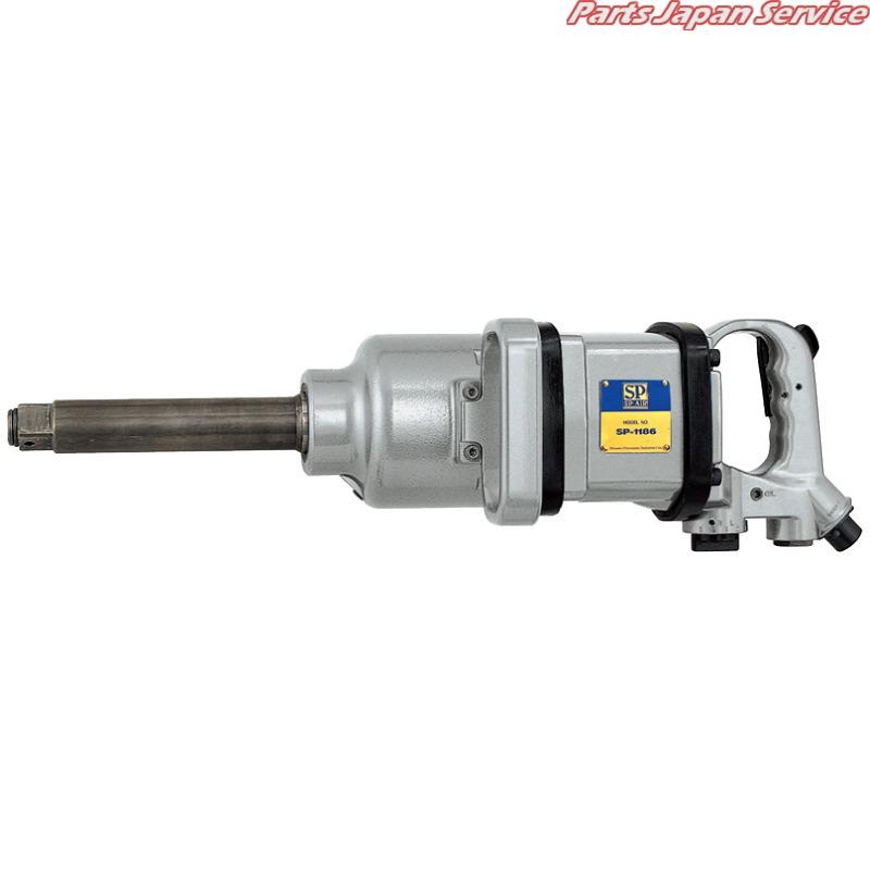 25.4mm角インパクトレンチ SP-1186GE SPエアー SP AIR