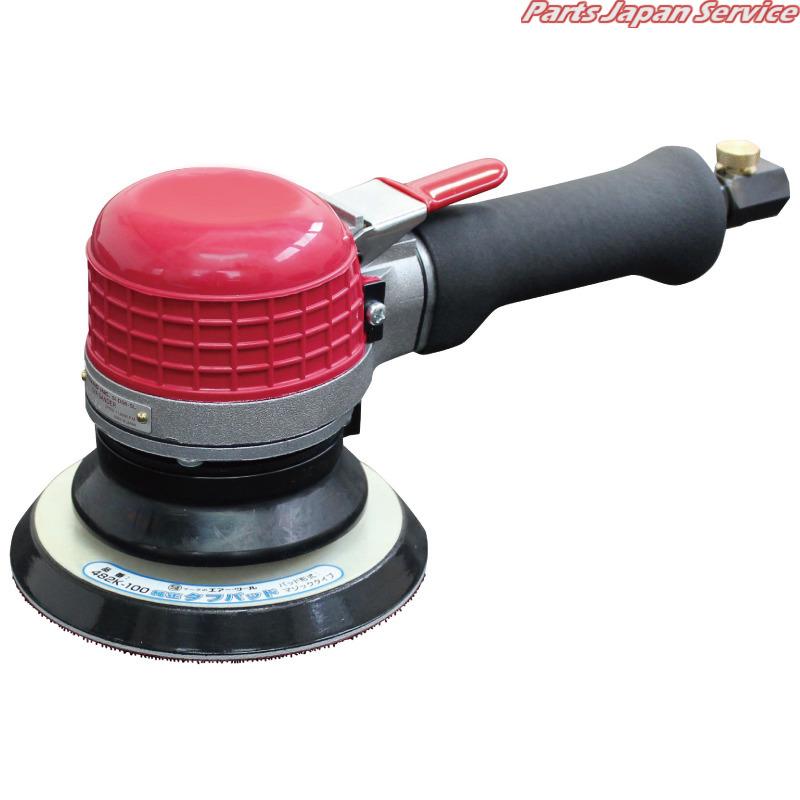 ダブルアクションサンダー125φマジック 非吸塵 SI-DS6-5LM 信濃機販 SI