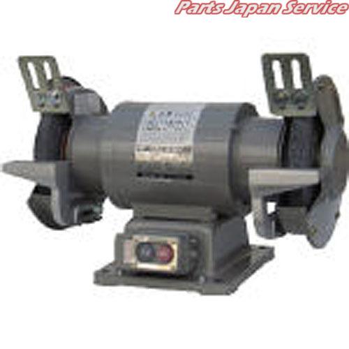 卓上電気グラインダー1/1HP三相250 SY-255T 淀川電機