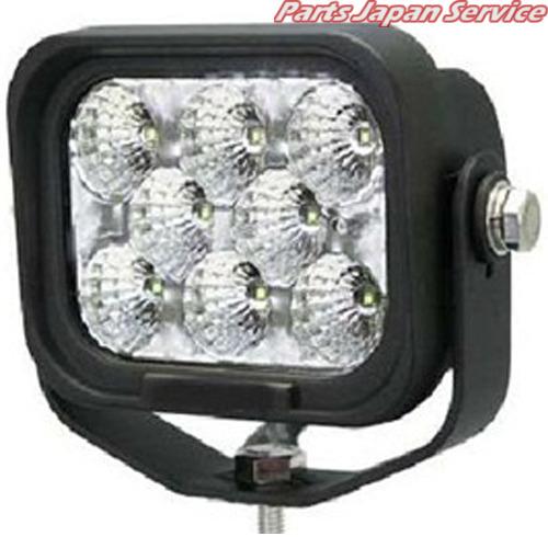 LED補助灯 8灯 WFK-L300 ウィングファイブ