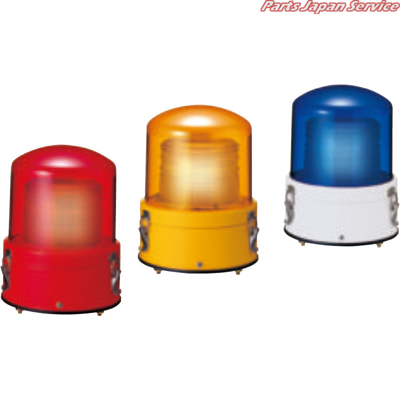 LED大型フラッシュ表示灯 24V 青 XME-24B パトライト