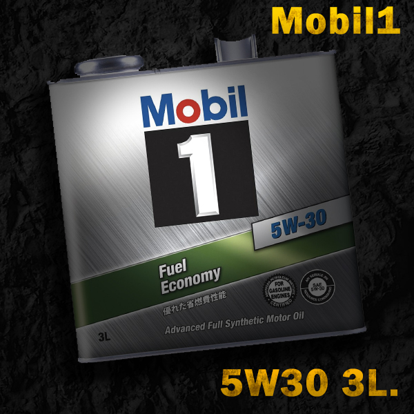 Mobil1 モービル1 エンジンオイルMobil SN PLUS / GF-5 5W-30 / 5W30 3L缶(3リットル缶) 6本セット送料60サイズ