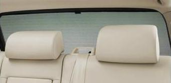 Volkswagen / フォルクスワーゲン / VW純正アクセサリーリアガラス サンブラインドGOLF-TOURAN/トゥーラン送料60サイズ