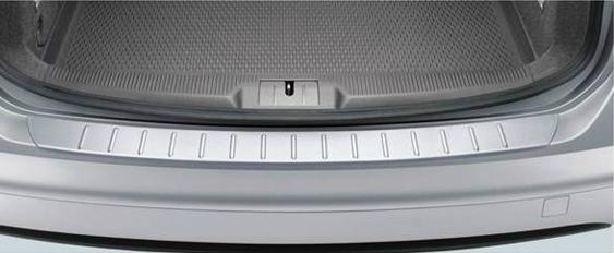 Volkswagen / フォルクスワーゲン / VW純正アクセサリーリアバンパープレートSHARAN/シャラン用送料サイズ80