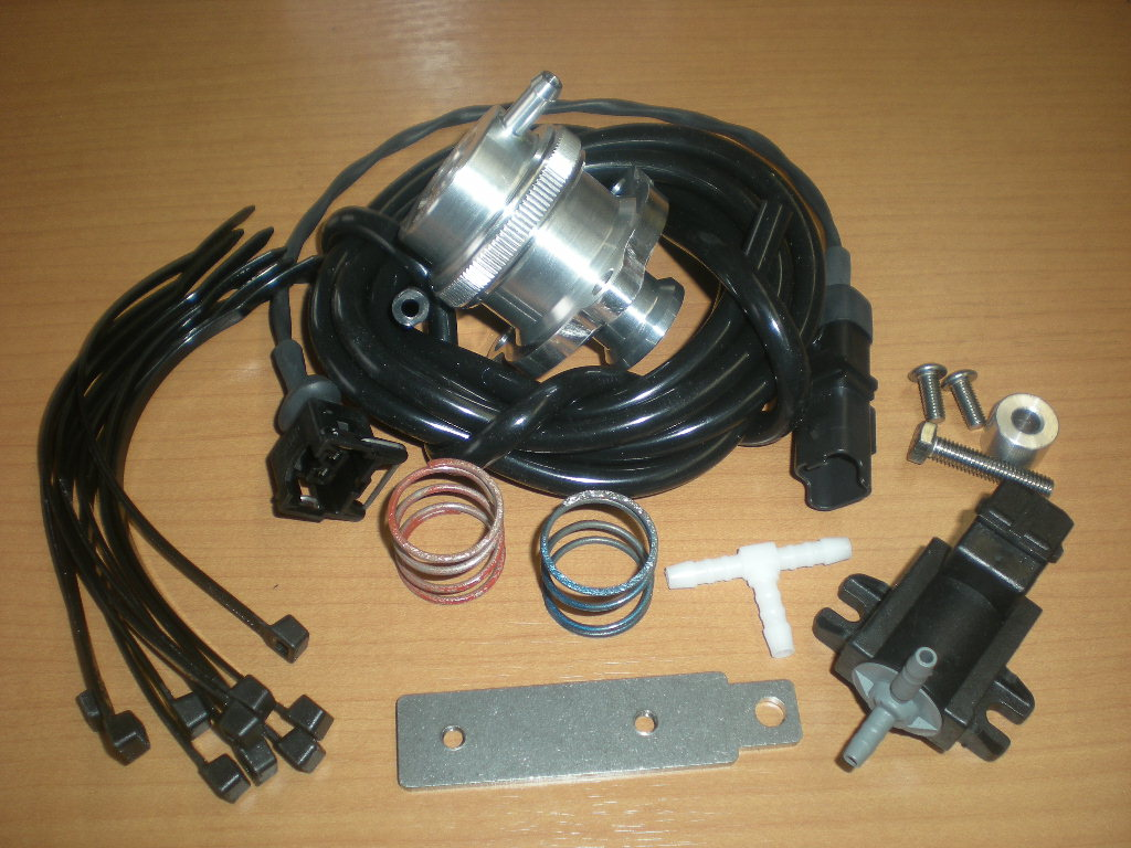 FORGE MOTOR SPORTリサーキュレーションバルブ強化ディバーターバルブ(DVバルブ)BMW MINI R60用送料160サイズ