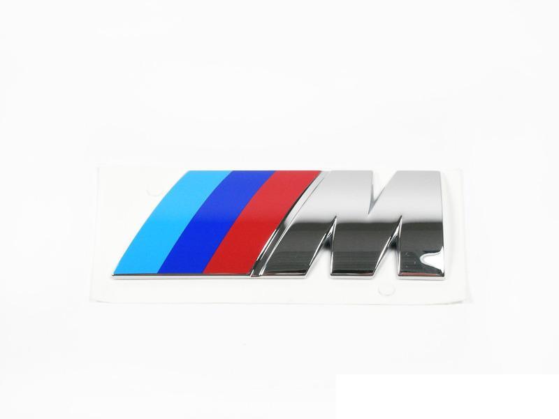 Partskan Genuine Bmw M Emblem Postage Size 80 Rakuten Global Market