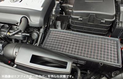 COX(コックス)Performance Air Filters (B type)エアフィルターVolkswagen / フォルクスワーゲン GOLF6 / ゴルフ6 /5,PASSAT / パサート,EOS / イオス他送料60サイズ