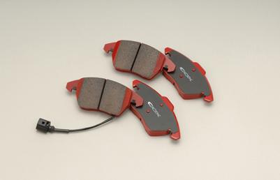 COX(コックス)ブレーキパッドフロント用for StreetVolkswagen / フォルクスワーゲン GOLF6 / ゴルフ6,SCIROCCO / シロッコ送料60サイズ