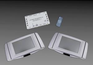 AXIS/アクシスBMW I drive専用 DUAL SCREEN AV INTERFACE5シリーズ(F07、F10)7シリーズ(F01、F02)送料60サイズ