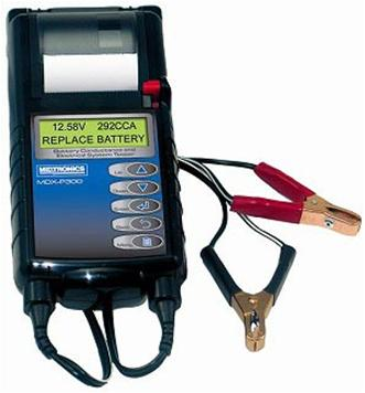 MIDTRONICS battery testers ( midotronics ) MDX-P300 Digital Battery Tester shipping 60 size
