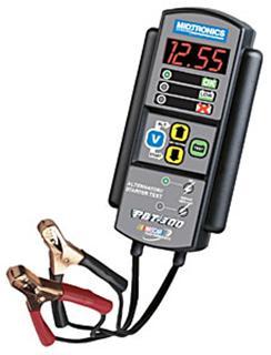 バッテリーテスターMIDTRONICS(ミドトロニクス) PBT-300Digital Battery Tester送料60サイズ