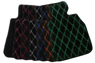 ZERO(ゼロ)フロアマットVW / フォルクスワーゲン ゴルフ4、ゴルフ5、ゴルフ6ダイアモンドシリーズ送料120サイズ