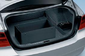 BMW純正アクセサリーウォーター・プルーフ・ボックス送料80サイズ
