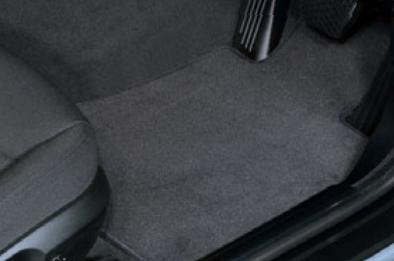BMW純正アクセサリー3シリーズ(F30/F31)フロア・マット・セットベロア(アンソラジット)320i xDrive専用送料160サイズ