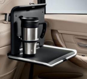 BMW純正アクセサリーホールディング・テーブル(ご使用の際は別売りベース・キャリアが必要です)送料140サイズ