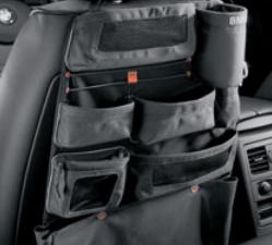 BMW純正アクセサリーシート・バック・ストレージ・ポケット送料80サイズ