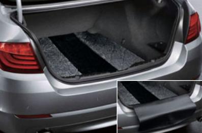 BMW純正アクセサリー5シリーズ セダン(F10)ラゲージ・ルーム・マットサキソニー・ロイヤル送料160サイズ