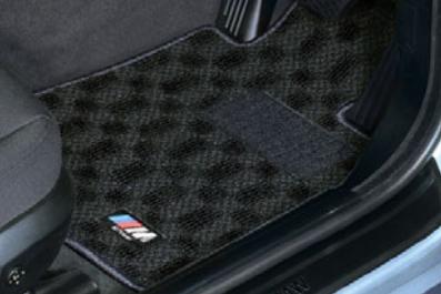 BMW純正アクセサリー4シリーズ(F32/F82)クーペ/M4クーペフロア・マット・セットMフロアマットセット左ハンドル車用送料160サイズ