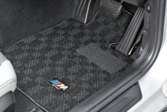 BMW純正アクセサリー1シリーズ(F20)M フロア・マット・セット右ハンドル車用送料160サイズ