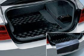 BMW純正アクセサリー3シリーズ(F30)ラゲージ・ルーム・マットシャギーセダン用送料160サイズ