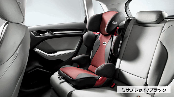 AUDI / アウディ 純正 アクセサリーAudiチャイルドシート ヤングスター(G3)送料200サイズ