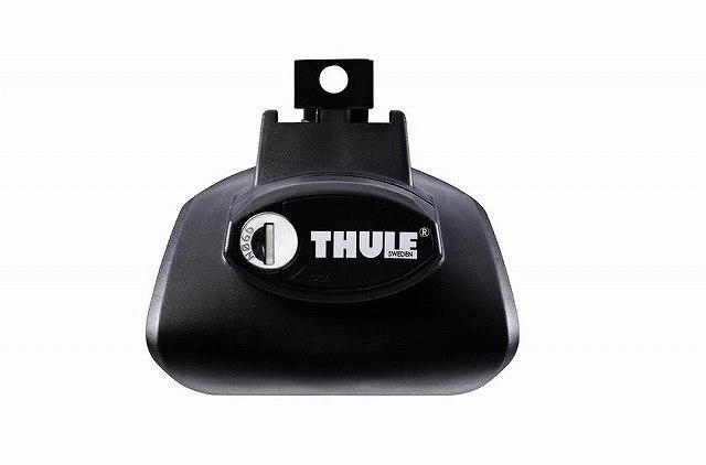 Thule/スーリーベースキャリアフットラピッドルーフレールフット製品番号:757送料サイズ100