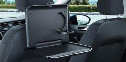 Volkswagen / フォルクスワーゲン / VW純正アクセサリーフォールダブルテーブル(別途ベースモジュール要購入)GOLF7用送料80サイズ