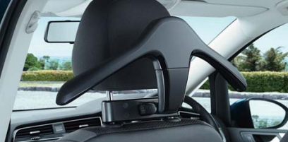 Volkswagen / フォルクスワーゲン / VW純正アクセサリーハンガー(別途ベースモジュール要購入)GOLF7用送料80サイズ