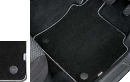 Volkswagen / フォルクスワーゲン / VW純正アクセサリーフロアマットGOLF TOURAN/ゴルフ トゥーラン送料100サイズ