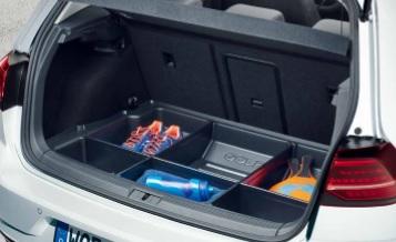Volkswagen / フォルクスワーゲン / VW純正アクセサリーラゲージトレー(ボックスタイプ)GOLF7/ゴルフ7送料サイズ160