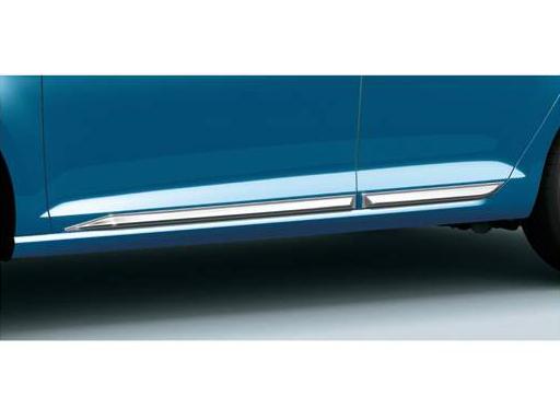 Volkswagen / フォルクスワーゲン / VW純正アクセサリードアサイドモール(クローム調)GOLF7/ゴルフ7送料サイズ160