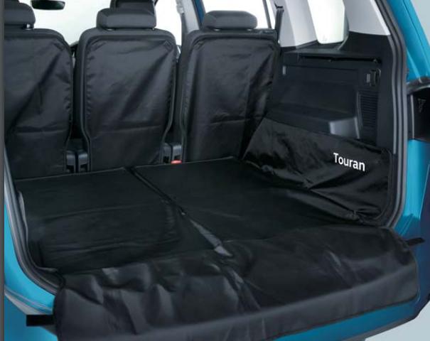 Volkswagen / フォルクスワーゲン / VW純正アクセサリーラゲージカバーGOLF TOURAN/ゴルフ トゥーラン送料100サイズ