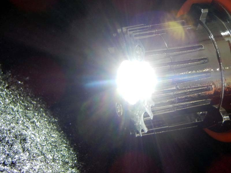 LUXI/ルクシィBMW エンジェルアイ(イカリング)用6W LEDバルブ送料60サイズ