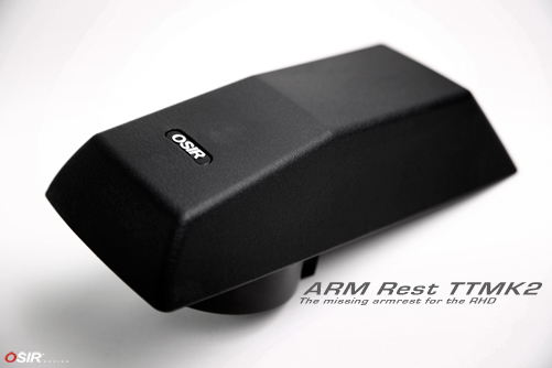 OSIRArmRest/アームレスト TT Mk2for AUDI / アウディ TT / TTS / TTRS (8J)送料80サイズ