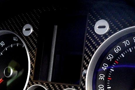 修剪 2 pc 为大众 Golf5 GTI/R32 航运 100 大小的锇 S 帽 GT 军队指示器